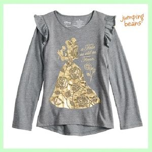 5 for $20! Disney Tale as Old as Time Long Sleeve